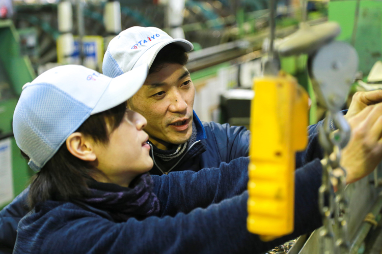 太陽ケーブルテック株式会社で働く人の声
