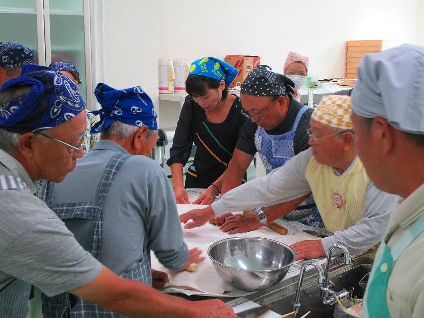 男前料理教室